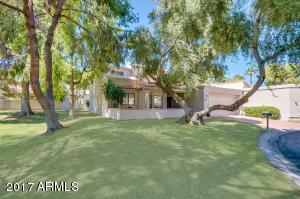 The best lot in all of La Jolla Blanca. Detached Patio Home where the HOA takes care of the grass.