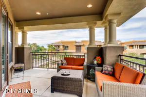 Lots of privacy and space to enjoy living at Corriente.