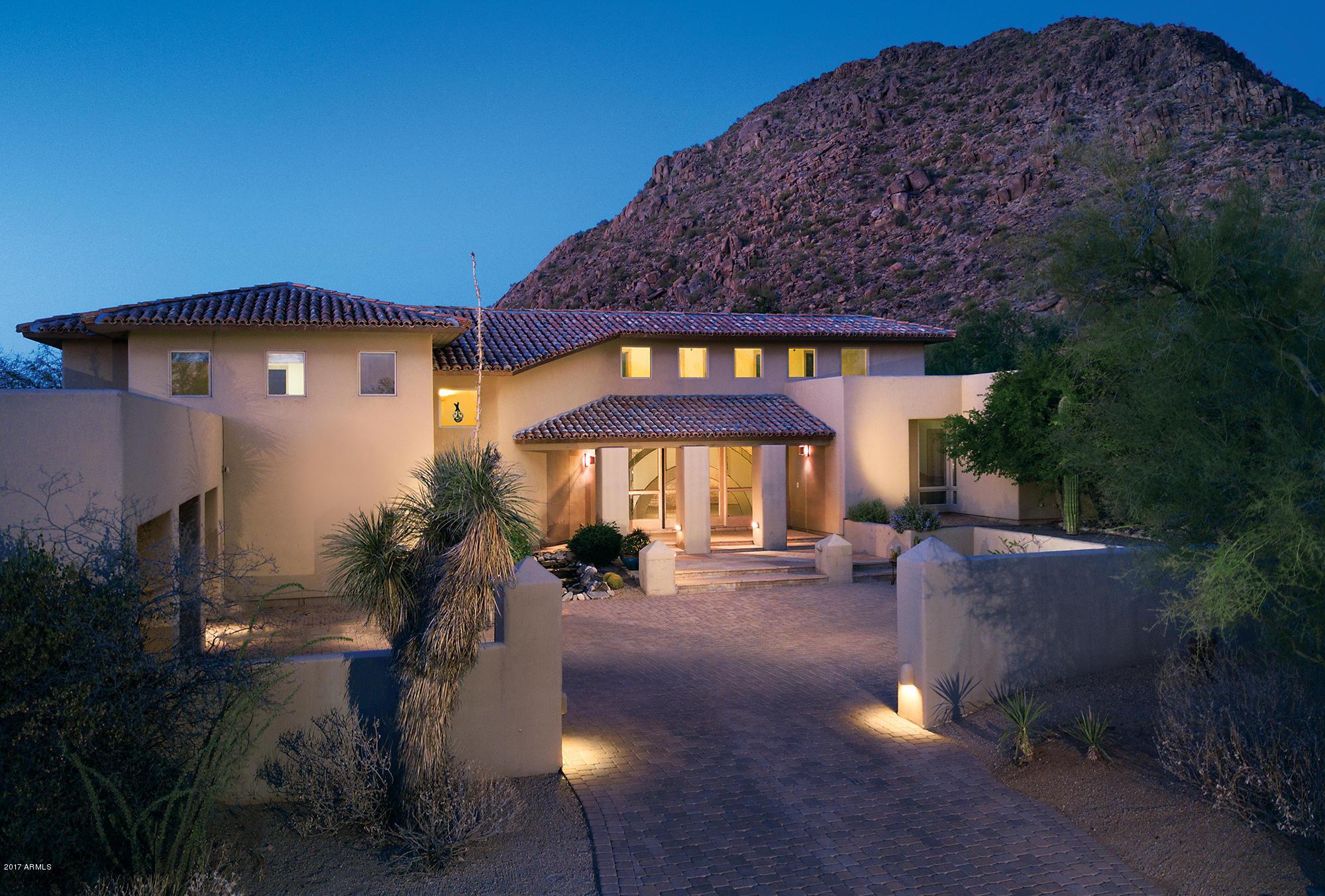 Golf Course Luxury Homes Arizona Luxury Homes Estates And - Luxury homes in scottsdale az