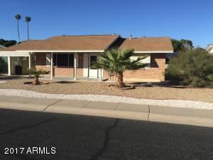 10830 W DEANNE Drive, Sun City, AZ 85351
