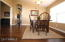 Archway to Kitchen Family Room