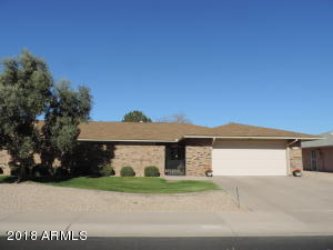 12918 W PROSPECT Drive, Sun City West, AZ 85375