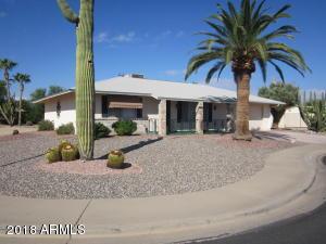 9914 W WILLOWCREEK Circle, Sun City, AZ 85373