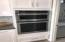 30 inch KitchenAid convection microwave and full size wall oven set