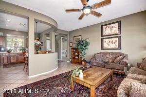 This functional home has the popular open floor plan!