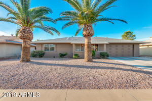 13231 W SHADOW HILLS Drive, Sun City West, AZ 85375