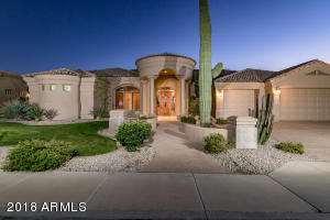 This Semi-Custom Home built by Forte was one of the models when the subdivision was originally built.