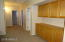 Cabinets in Hallway