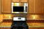 Upgraded S/S appliances, under-cabinet lighting