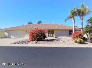 Your new home is at: 17822 N 129th Ave in Sun City West!