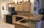 Granite counter tops / breakfast bar