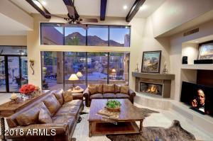 Window Walls - Family Room