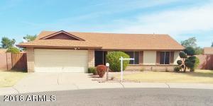 3136 W WOODRIDGE Drive, Phoenix, AZ 85053