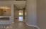 Hallway down to the kitchen