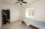Bedroom 3 has ceiling fan for added energy efficiency.