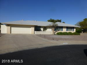 15026 N LAKEFOREST Drive, Sun City, AZ 85351