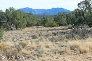 Gorgeous view of Granite Mountain from this parcel
