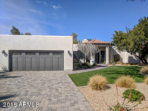 Inviting Entry with New Pavers and Beautifully Landscaped!
