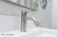 Master Bathroom Custom Faucet