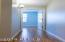 Hallway To Second Bedroom