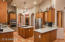 Kitchen w/ Walk-in Pantry