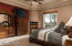 Master Bedroom, Fireplace
