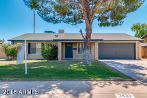 3433 E PARADISE Drive, Phoenix, AZ 85028