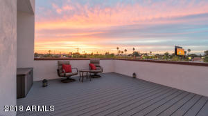 Sit down and enjoy Arizona's beautiful sunsets from your private patio located in the 3rd floor.