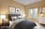 Guest Bedroom Virtually Staged