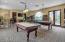 Main Clubhouse Billiard Room