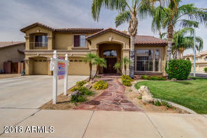 Stunning curb appeal on the magnificent 5 bedroom 4 bath 4461 sq ft home!