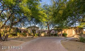 6611 N HILLSIDE Drive, Paradise Valley, AZ 85253