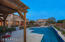 Refreshing pool with sun deck and lap lane--great for all ages!