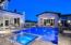 Pool, spa and guest house