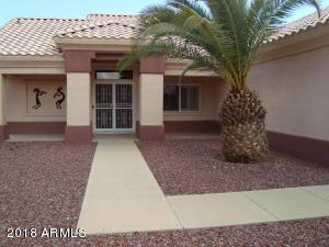 15411 W WHITE HORSE Drive, Sun City West, AZ 85375