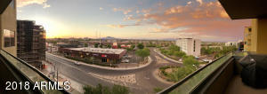 Endless views from this luxury condo on Tempe Town Lake!
