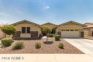 Single level, 2985 square feet, 4 car garage, pool!