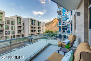 Enjoy you Private Patio with Mountain Views