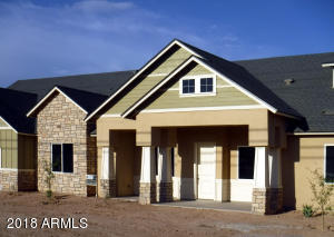 Craftsman style columns welcome your guests to the front porch where you'll find the Main front door as well as the Multigeneration Suite's own private entry.