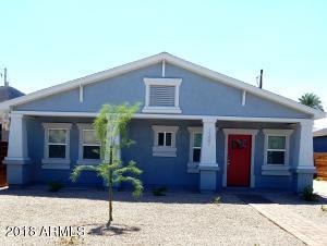 1307 E FILLMORE Street, Phoenix, AZ 85006