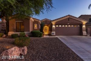 Meticulously maintained Morrison built home in desirable location of Gilbert.