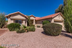 Beautifully maintained, mature Desert Landscaping.