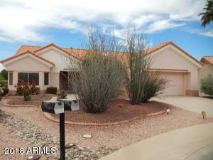 14519 W CORRAL Drive, Sun City West, AZ 85375