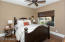 The first floor guest room and full bath, ensures your guests feel as though they are part of the family, while maintaining privacy for those upstairs.