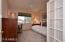 Guest Bedroom or Den. French Doors
