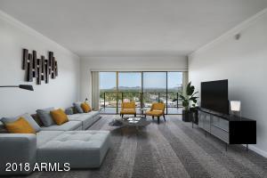 Remodeled Livingroom