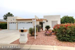 9613 E Cedarwood Drive, Sun Lakes, AZ 85248