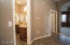 entrance to master suite