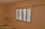 Wood shutters throughout upstairs