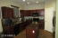 Good size Kitchen with island